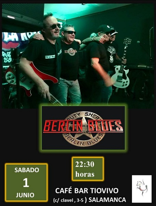 BERLIN BLUES 'EN DIRECTO'