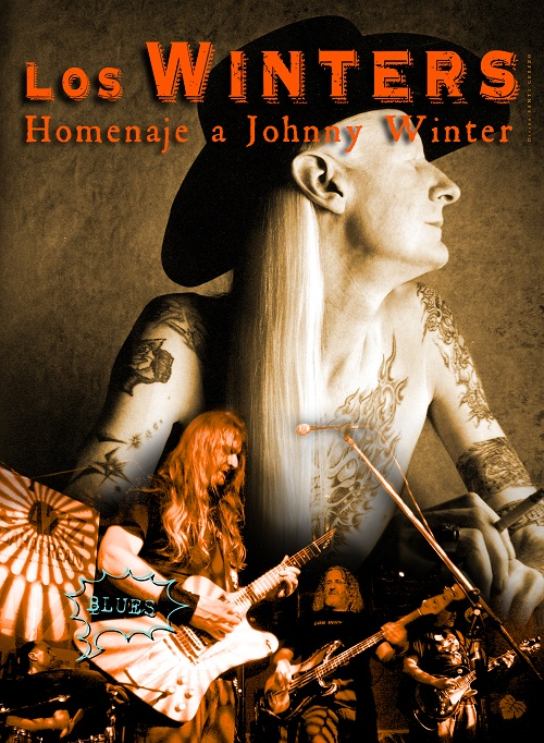 LOS WINTERS 'HOMENAJE A JOHNNY WINTER'