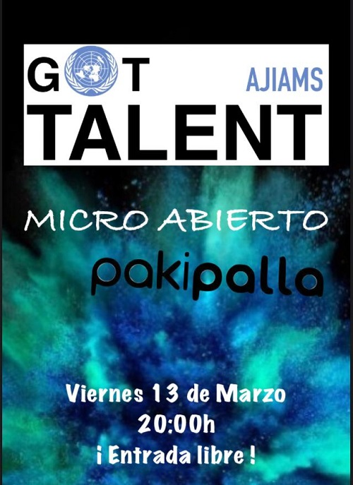 Got Talent MICRO ABIERTO (AJIAMS)