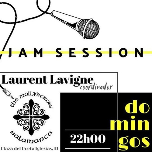 JAM SESSION COORD. LAURENT LAVIGNE