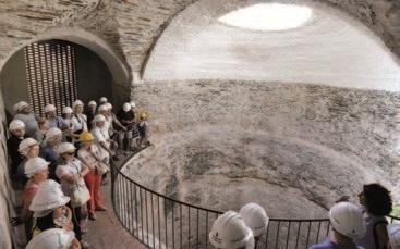 Visita guiada Pozo de Nieve Convento de San Andrés