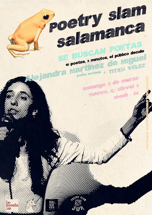 POETRY SLAM SALAMANCA