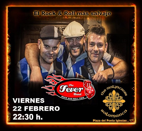 THE FEVER BAND ROCK AND ROLL TRÍO