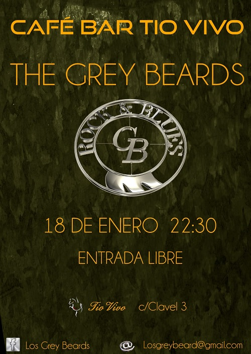 THE GREY BEARS