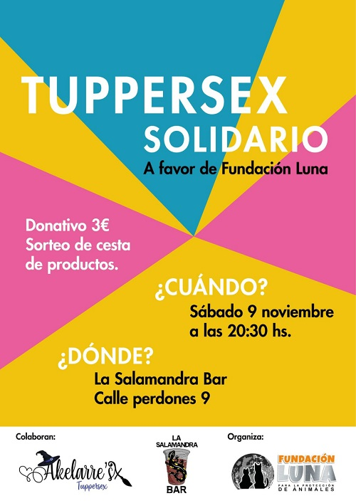 TUPPERSEX SOLIDARIO