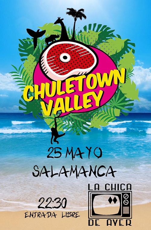 CHULETOWN VALLEY